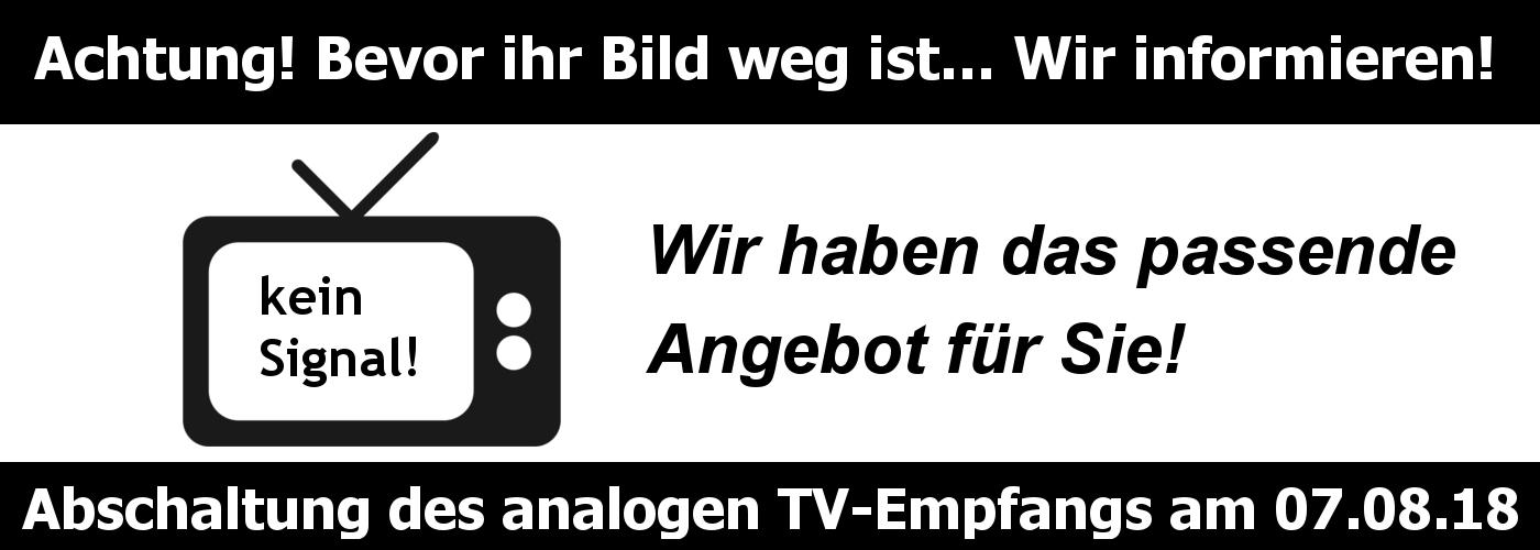 Kabel Analog Abschaltung Bremen 2018 Fragen und Antworten