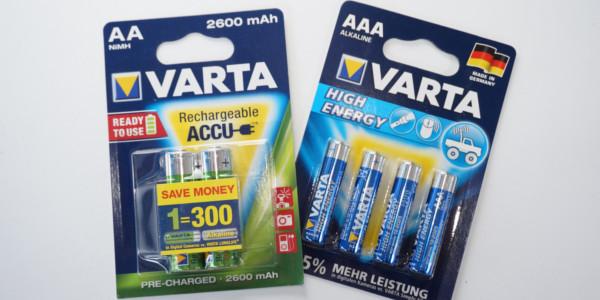 Akku oder Batterie was ist sinnvoller