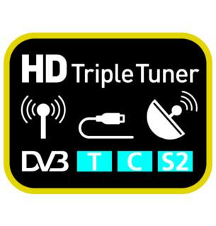 Was ist ein TRIPLE- bzw. TWIN-Tuner?