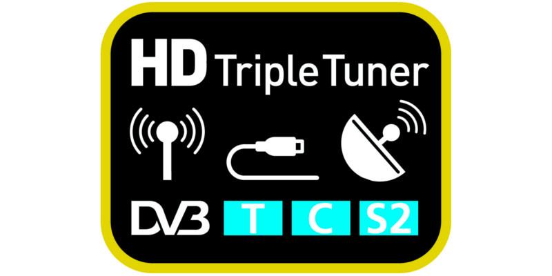DVB-T2, DVB-C, DVB-T, IPTV, DVB-S2